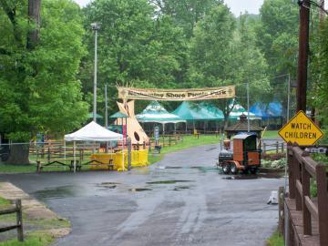 Neshaminy Shores Picnic Park Feasterville PA