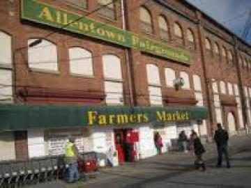 Fair Grounds Farmers Market Allentown, PA