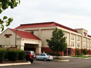 Hampton Inn Quakertown, PA Security Camera Installation