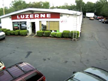 Luzerne Tire joins the Hazleton PA City Camera Project