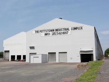 Industrial Security Camera Installation Pottstown, PA