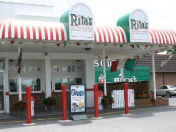 Rita's Italian Ice, Reading, PA