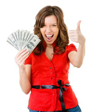woman_winning_money